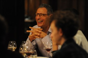 """An old college friend, Morgan (Jeff Goldblum), provides a troubled married couple with an intriguing example to draw from in the new romantic comedy-drama, """"Le Week-End."""" Photo courtesy of Music Box Films."""