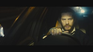 """Construction manager Ivan Locke (Tom Hardy) embarks on an unexpected journey that proves to be the ride of his life in the unconventional new personal drama, """"Locke."""" Photo courtesy of A24 Films."""