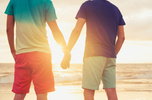 bigstock-Happy-gay-couple-holding-hands-69012739