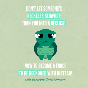 poster-recluse-reckless-turtle-300x300