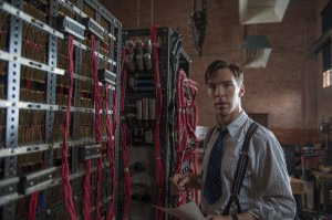 "Mathematician Alan Turing (Benedict Cumberbatch) seeks to develop an electronic code breaking device to help Allied forces defeat the Germans during World War II in the excellent new biopic, ""The Imitation Game."" Photo by Jack English, courtesy of The Weinstein Co."