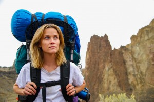 "To get her life together, hiker Cheryl Strayed (Reese Witherspoon) embarks on a solo journey of self-discovery along the Pacific Crest Trail, beginning in southern California's Mojave Desert, in the moving new fact-based drama, ""Wild."" Photo courtesy of Fox Searchlight Pictures."