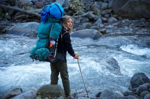 "Hiker Cheryl Strayed (Reese Witherspoon) travels through the mountains of the Pacific Crest Trail as part of a journey to find herself in the moving new fact-based drama, ""Wild."" Photo courtesy of Fox Searchlight Pictures."