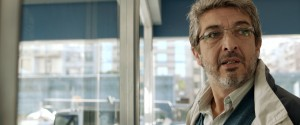 """Simón Fischer (Ricardo Darin), an engineer for a controlled demolition company, becomes irritated when a series of distressing events pushes all his buttons in """"Bombita"""" (""""Little Bomb""""), one of six hilarious stories of revenge in """"Wild Tales."""" Photo by Javier Juliá, courtesy of Sony Pictures Classics."""