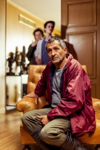 """Jose (Germán De Silva), a longtime groundskeeper for a wealthy family, considers a dubious proposition that could make him a wealthy man in """"La propuesta"""" (""""The Proposal""""), the most serious of six tales of revenge in director Damián Szifron's """"Wild Tales."""" Photo courtesy of Sony Pictures Classics."""