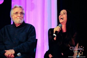 Neale Donald Walsch & Alanis Morissette at Celebrate Your Life Phoenix 2014