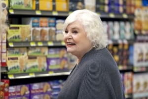 """Georgina (June Squibb), a sassy-mouthed card-playing partner for a spry widow, seeks fun with her friends in unconventional ways in """"I'll See You in My Dreams."""" Photo courtesy of Bleecker Street Media."""