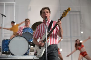 """In his younger days, Beach Boys founder Brian Wilson (Paul Dano) led the band to global stardom, as portrayed in the engaging new biopic, """"Love & Mercy."""" Photo by Francois Duhamel, courtesy of Roadside Attractions."""
