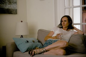 "Denise Kushner (Molly Shannon), the boozy single mother of a daughter diagnosed with leukemia, struggles to cope with her circumstances in the engaging new comedy-drama, ""Me and Earl and the Dying Girl."" Photo courtesy of Fox Searchlight Pictures."