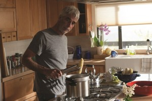 """When a financially strapped grandmother needs assistance, she turns to her old flame, Karl (Sam Elliott), for help in director Paul Weitz's new comedy-drama, """"Grandma."""" Photo by Glen Wilson, courtesy of Sony Pictures Classics."""