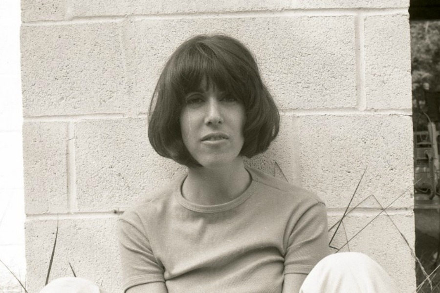 "The life and career of writer-director Nora Ephron provides the focus of the new made-for-cable TV tribute documentary, ""Everything Is Copy."" Photo by Dan Greenburg, courtesy of HBO."