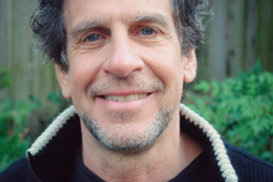 Author of Drowning In the Light: Memories of the New Age, Jared Rosen