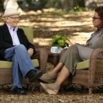 Norman Lear and Oprah Winfrey