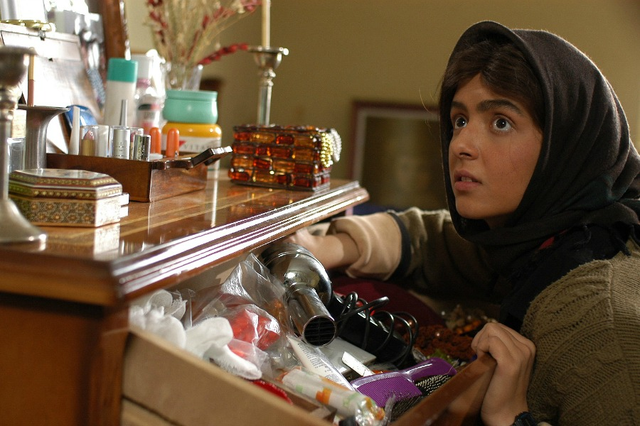 """Rouhi (Taraneh Alidoosti), a housekeeper and young bride-to-be, gets an eye-opening look at marriage when working for a couple in crisis in the Iranian drama, """"Fireworks Wednesday."""" Photo courtesy of Grasshopper Film."""