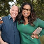 Oprah Winfrey speaks with William Paul Young